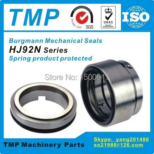HJ92N-58mm Burgmann Mechanical Seals (58x78x52.5mm)  HJ92N Series Wave Spring Pusher Seals for Pumps (Shaft Size:58mm) шагомер omron hj 203 ed orange