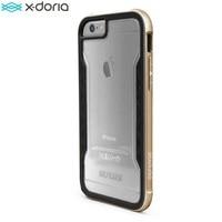 X Doria Defense Shield For IPhone 6S 6 Military Grade Drop Tested TPU Aluminum Protective Case