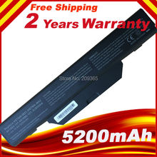 5200mAh Laptop Battery for HP COMPAQ 510 550 610 615 6720s 6