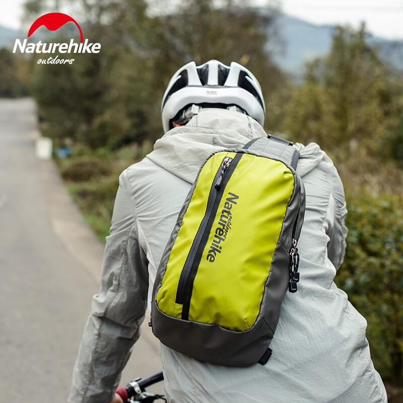 Naturehike bolso impermeable al aire libre de los hombres y mujeres viajan bolsa