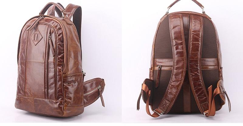 backpack men vintage