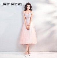 Pink Homecoming Dresses Tulle With Lace Beaded Vestidos De Graduacion Mezuniyet Elbiseleri Vestidos De Graduacion Cortos