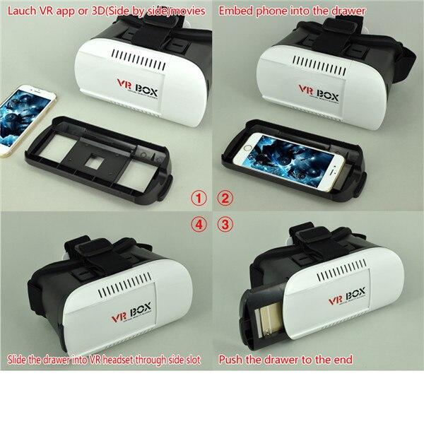 Aliexpress.com: Comprar Google cartón VR BOX 3D realidad