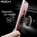 ROCA Magnética Universal Car Air Vent Mount Soporte Del Sostenedor Del Teléfono Móvil Para iphone 5s se 6 s 6 más samsung galaxy s7 edge htc lg