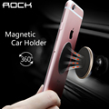 ROCK  Universal Magnetic Car Mobile Phone Holder Air Vent Mount Stand For iphone 5s SE 6s 6 plus Samsung Galaxy s7 edge HTC LG