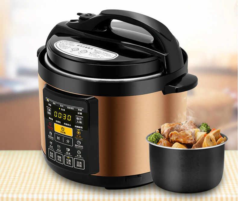 Электрические скороварки Бытовая Автоматическая Высокая 5л интеллектуальная рисоварка