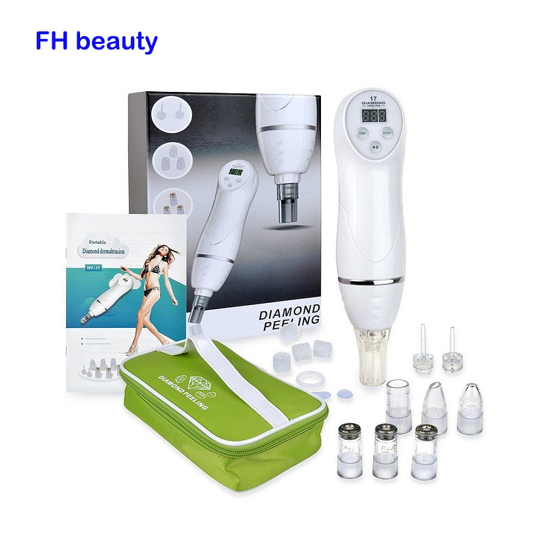 Electric vacuum blackhead remover Electronic acne remover removedor de cravos acre extractor removal machine Skin Peel Massage kingdom cares electric vacuum blackhead remover cleaner pores deep cleansing extractor machine soft blu ray spotkd 802
