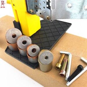 Image 5 - Jianhua máquina de solda, 1 conjunto de 220v 600w, tubos de plástico de aquecimento automático, ppr, pe, solda de tubos