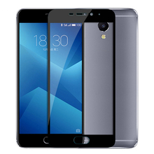 2.5D Full Cover Screen Protector for Meizu Pro 5 6 7 Plus U1