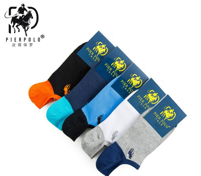 2018 Socks Men Casual 5 Pairs/lot New Releases Free Shipping Fast Delivery Cotton Business Leisure Mens Socks Pure Color Boat
