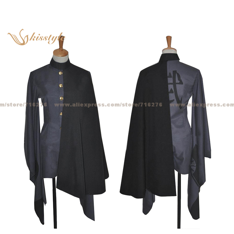 Kisstyle Fashion VOCALOID Hatsune Miku Senbon Sakura Kagamine LEN Uniform COS Clothing Cosplay Costume,Customized Accepted
