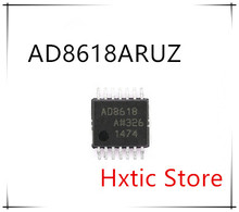 NEW 10PCS/LOT AD8618ARUZ AD8618ARU AD8618A AD8618 TSSOP-14  IC