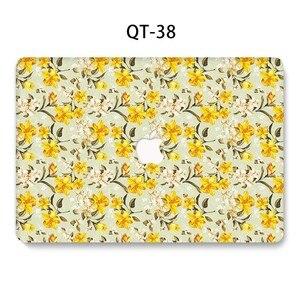 Image 2 - Nowy dla Notebook MacBook etui na laptopa pokrowiec Tablet torby na dla MacBook Air Pro Retina 11 12 13 15 13.3 15.4 cal Torba A1990