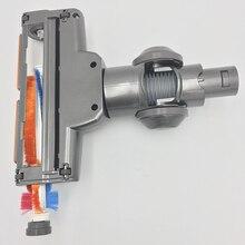 Motorlu Zemin Aracı Elektrikli Fırça Kafası V6 DC45 DC62 DC61 DC59 DC58 Zemin Fırça filtre Elektrikli Süpürge Parçaları