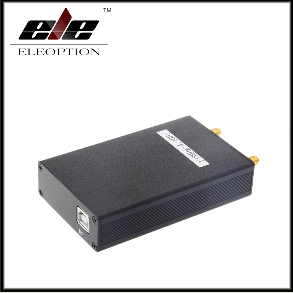 High Quality Signal source Signal generator Simple Spectrum USB/SMA 138MHz~4.4GHz 1 500mhz noise signal generator noise source simple tracking source spectrum