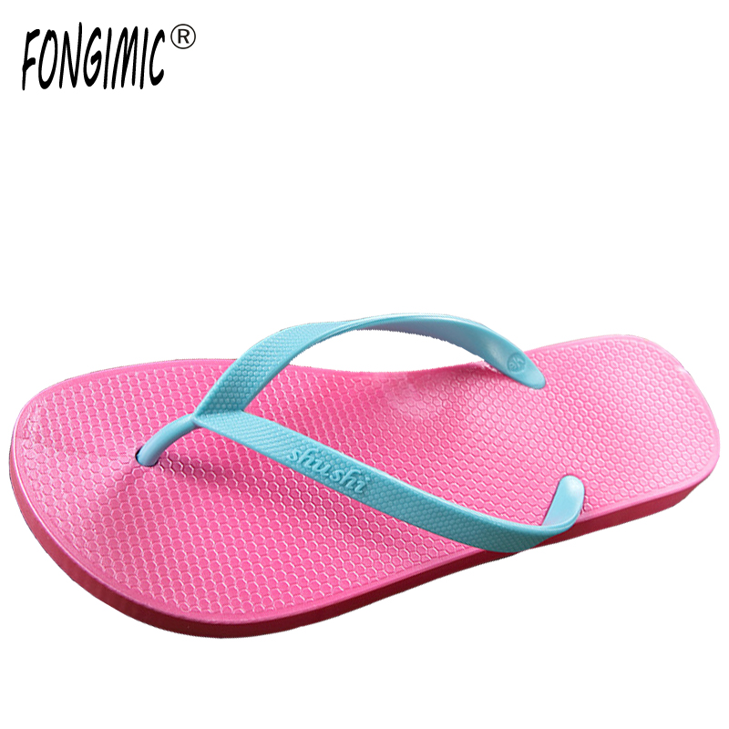 Summer Women Flip Flops Fashion Flat With Slippers Breathable Lady Comfortable Flip Flops Soft Classic Beach Slippers 4 Color terios s3 wireless bluetooth gamepad bluetooth joystick gaming controller black for android smartphone tablet pc holder included