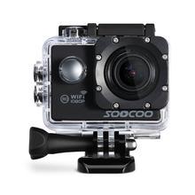 [Подлинная] SOOCOO C10S Wi-Fi Full HD 1080 P Спорт Действий Камера С 12MP 2.0 ЖК-Объектив 170 Градусов 30 М Водонепроницаемый Д. в.