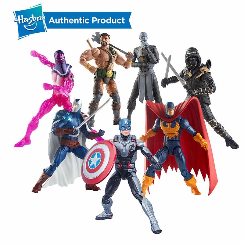 Hasbro Marvel légendes série Avengers: Endgame 6 pouces Captain America Marvel cinématique univers à collectionner Fan Figure