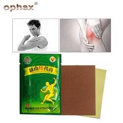 OPHAX 32 шт/4 сумки красный бальзам тигра китайские медицинские пластыри Для ревматоидного артрита мышцы задней части сустава обезболивающая п...