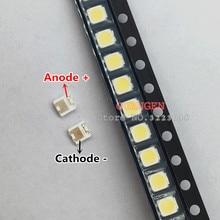 1000PCS FOR SAMSUNG 2828 LED Backlight TT321A 1.5W-3W with zener 3V 3228 2828 Cool white LCD Backlight for TV TV Application цена 2017