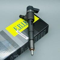 Erikc 0445110334 injector de combustível diesel trilho comum 0445 110 334 conjunto inyector combustível 0 445 110 334 novo injektor