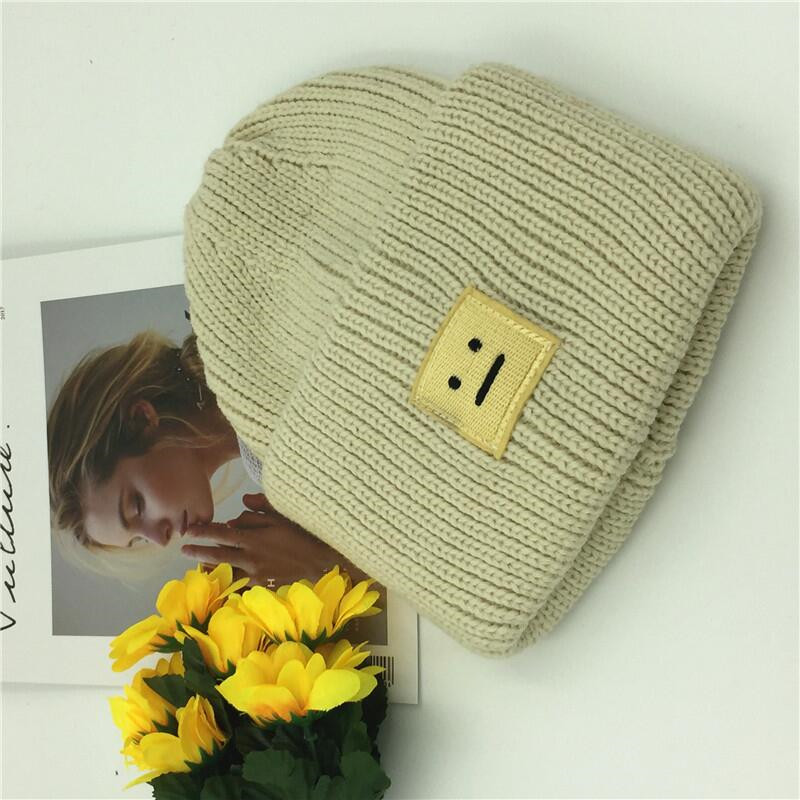 [aide chebi] Newly Arrived Hand Made Knitting Winter Crochet Hats For Woman Hot Skullies Hats For Women Of Occasional Lady caps