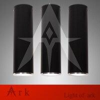 ARK LIGHT Dia 8cm Height 28cm Aluminum Cannular Warm Color Led 5w Ceiling Lamp TUBE Cylinder