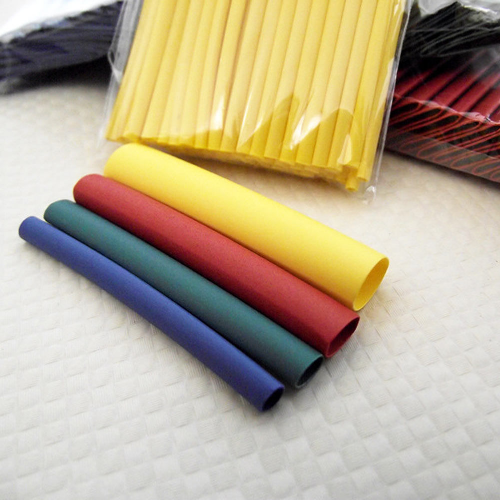 260pcs Assortment 21 Heat Shrink Tubing Tube Sleeving Wrap Wire Wiring Harness Cable Kit Environmental Protection
