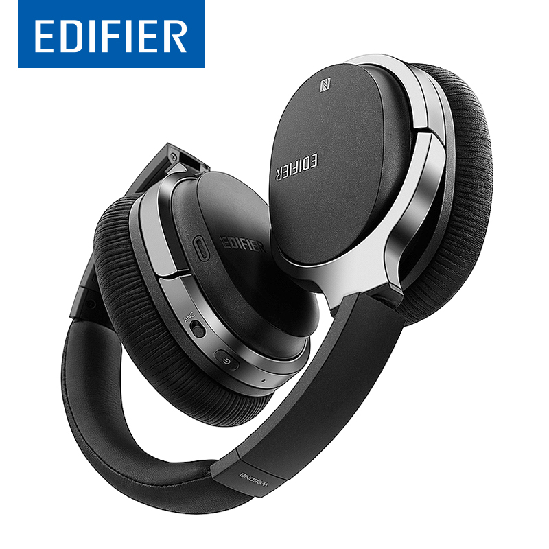 EDIFIER W860NB Wireless Headphone Active Noise Canceling Smart Touch Control Bluetooth V4 1 Double Mic design