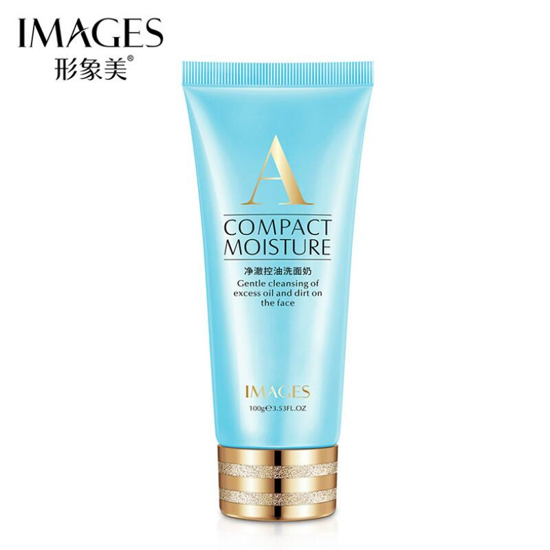 Facial Cleanser Oil Control Moisturizing Nourishing Rich Foaming Gentle Face Wash Cleanser Skin Care