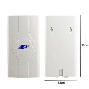 Image 5 - 88dBI 3G 4G LTE antena móvil Booster Antena de Panel mImo 2 * SMA macho/TS9/CRC9 conector con Cable 700 ~ 2600Mhz