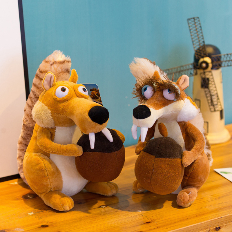 Ice Age Dawn of the Dinosaurs Plush Toy Sid Soft Cosplay