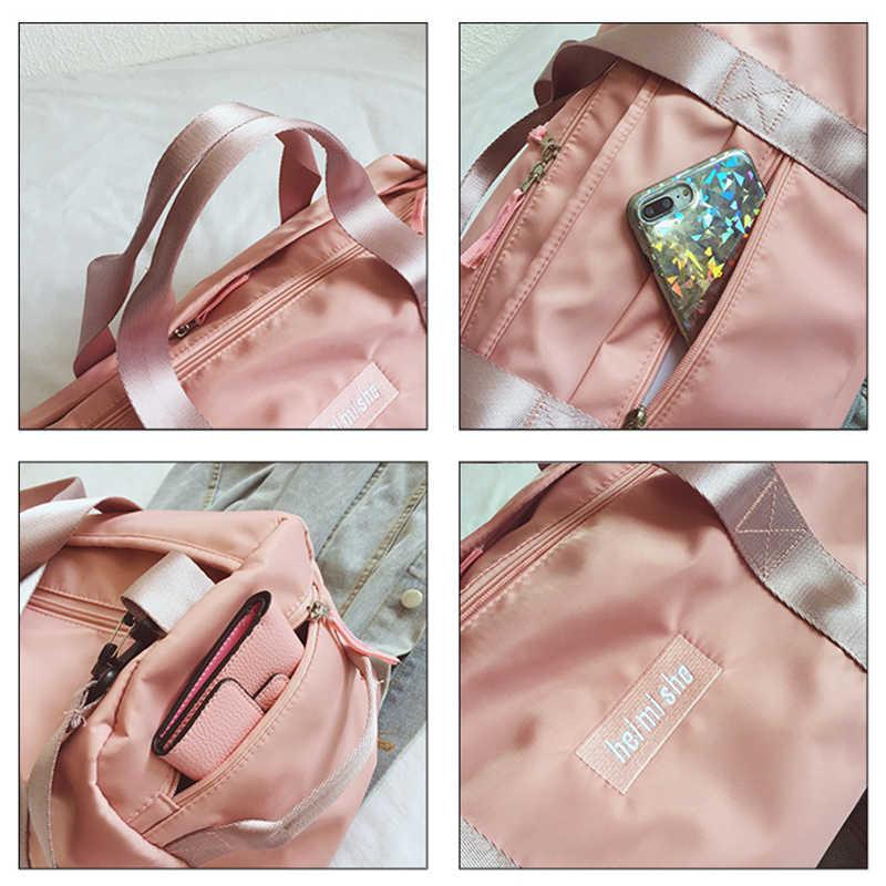 7bd11e0a4e ... Woman Sports Gym Bag Sac De Sport Bag Men For Gym Training Bag  Waterproof Outdoor Travel ...