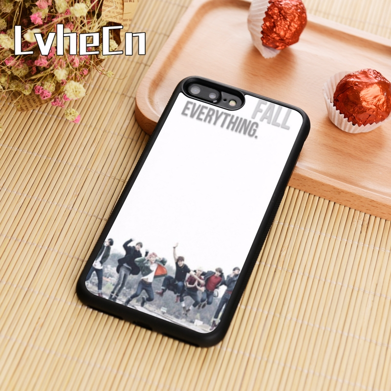 Fitted Cases Lvhecn Bangtan Boys Bts Slim Rubber Phone Case Cover For Iphone 4 5s 6 6s 7 8 Plus 10 X Samsung Galaxy S5 S6 S7 Edge S8 S9 Note8 Catalogues Will Be Sent Upon Request Cellphones & Telecommunications