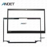 New Original for Lenovo ThinkPad T440S LCD Bezel Cove Screen Frame Stickers Sheet Case W/Cam FRU 04X3867 00HM187 04X5346