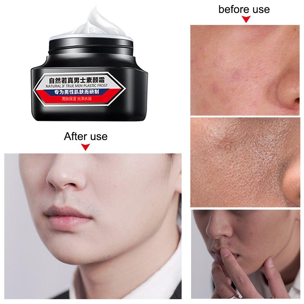50ml Man Skin Whitening Face Cream Concealer Ointment Cream Moisturizing Cream Fine Lines Acne Treatment Skin Care Hot Sale