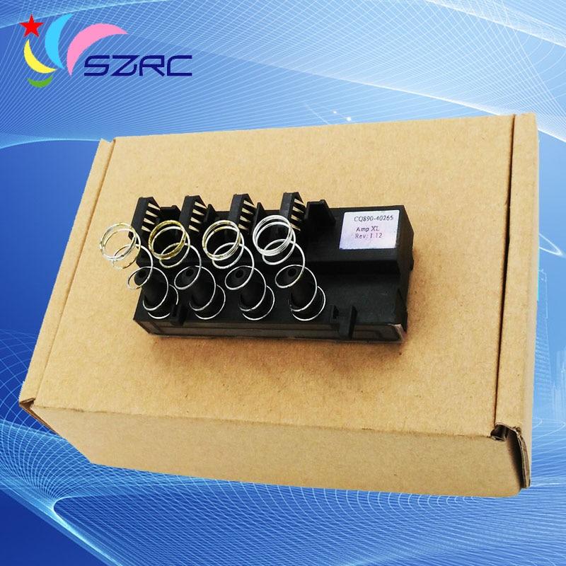 Original 950 951 Druckkopf Chip sensor für HP 8100 8600 Premium 251DW 276DW 8610 8620 8630 8640 660 druckkopf kontaktieren bord