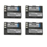 4Pcs 1 8Ah EN EL3e EN EL3e ENEL3e Rechargeable Battery For Nikon EN EL3E Nikon D90