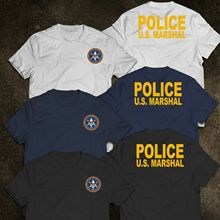 2019 Funny New Us United States Marshal Police Military Special Force Department T-Shirt Double Side Unisex Tee суворов в виктор суворов комплект из 4 книг