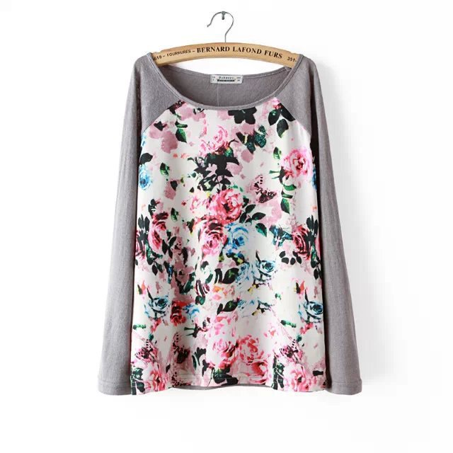 free shipping brand za* crochet blouse 2015 floral shirts women ...