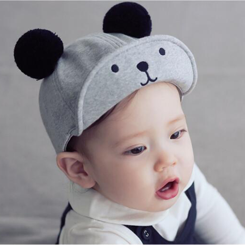 6cd71704e3e Puseky 2018 1 Piece Cute Summer Newborn Baby Hat GirlS BoyS Digital 25  Striped Baseball Cap Infant Cotton Unisex Toddlers Sun