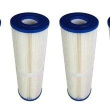 4 шт./лот фильтр для спа-бассейна и гидромассажной ванны 33,5 см x 12,5 см для России, Кореи