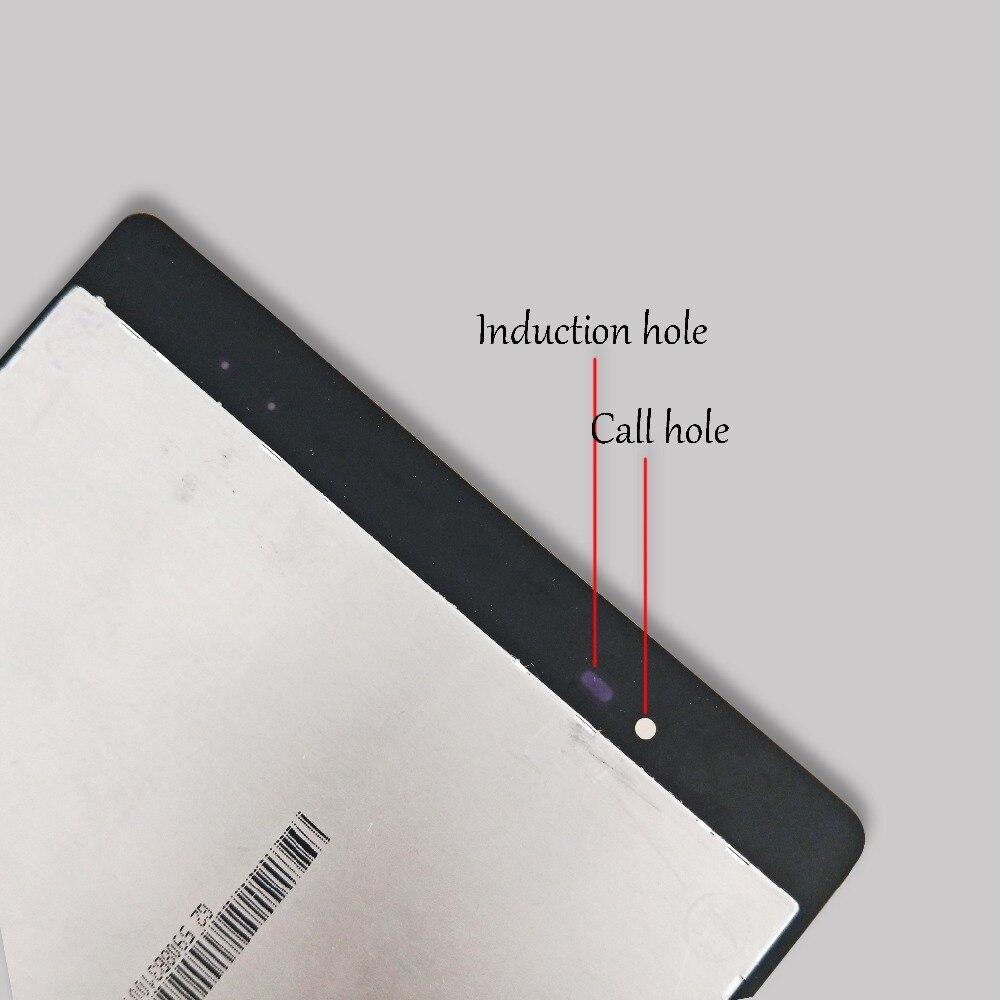 8 icnh para Lenovo Tab 3 Plus 8703X16 GB TB-8703X pantalla LCD de pantalla táctil digitalizador Asamblea - 5
