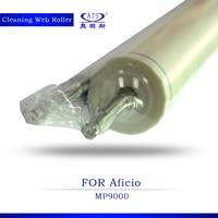MP 9000 Limpeza Web Rolo Fusor Rolo de Limpeza máquina de Fotocópia Para Ricoh AFicio MP9000 Fábrica preço razoável|roller fuser|fuser roller ricohricoh 9000 -