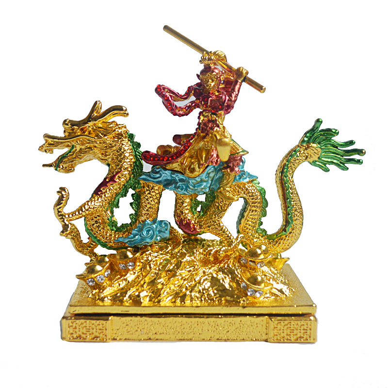 Feng Shui Monkey on a Dragon for Business Success W Free Fengshuisale Red String Bracelet W1654Feng Shui Monkey on a Dragon for Business Success W Free Fengshuisale Red String Bracelet W1654