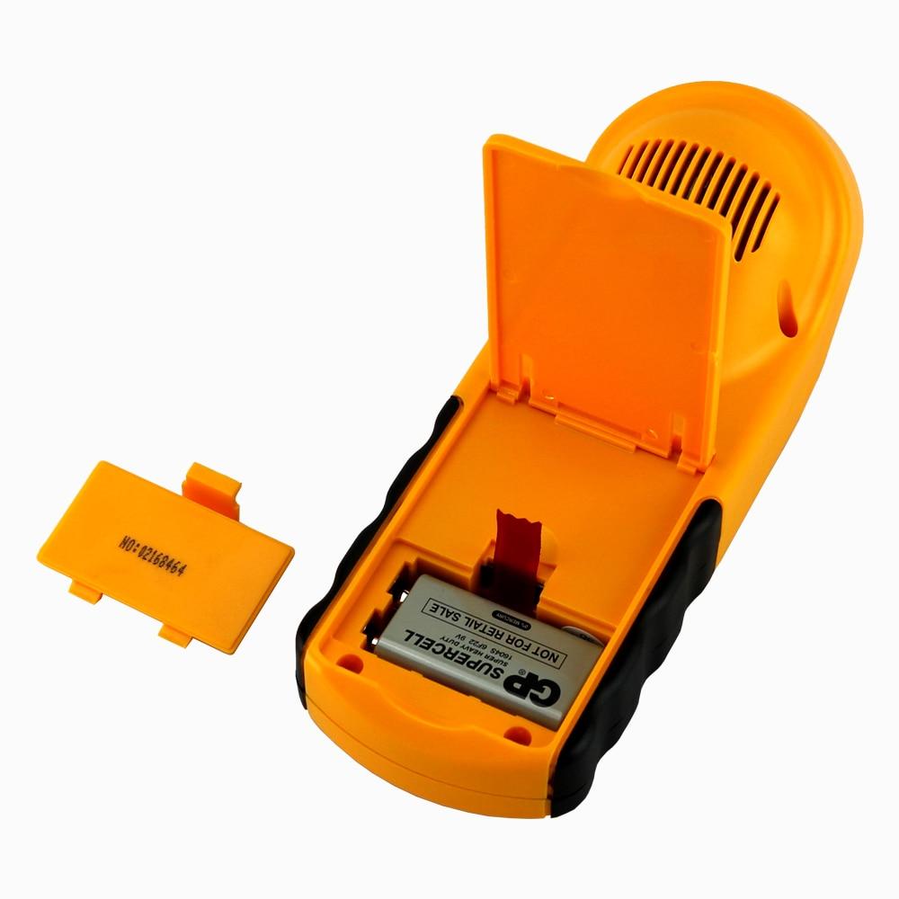 Miernik wysokości kabla ultradźwiękowego 6 kabli Pomiar - Przyrządy pomiarowe - Zdjęcie 5