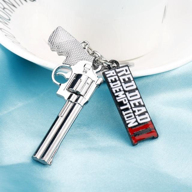 Брелок револьвер Red Dead Redemption 2 1