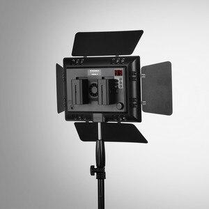 Image 5 - YONGNUO YN600L השני 3200K 5500K YN600 השני 600 וידאו LED אור פנל 2.4G אלחוטי שלט רחוק על ידי טלפון App עבור ראיון מצלמה