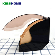 V60 Filter Paper Rack Filtering Storage Holder Stand Coffee Capsule Box Household Accessories