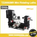 TZ20002MR 60 Вт Металлический Мини токарно-ротационный станок/60 Вт, 12000 об/мин большой Мощность мини-токарный станок с ЧПУ